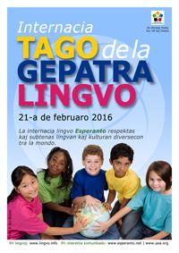 21-a de februaro Internacia Tago de la Gepatra Lingvo