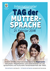 21. Februar - Internationaler Tag der Muttersprache - (germana | de | Deutsch) klaku por vidi la grandan (preseblan) afiŝversion (en nova fenestro)