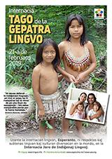 Internacia Tago de la Gepatra Lingvo, 21-a de februaro 2019 - (esperanta | eo | Esperanto) klaku por vidi la grandan (preseblan) afiŝversion (en nova fenestro)