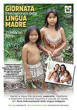 21a de februaro 2019 - Internacia Tago de la gepatra Lingvo - (itala | it | Italiano) klaku por vidi la grandan (preseblan) afiŝversion (en nova fenestro)