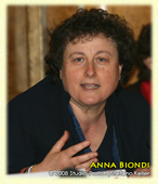 Anna Biondi, First Vice President of CONGO, Symposium on Linguistic Rights, United Nations, Geneva, 24-04-2008