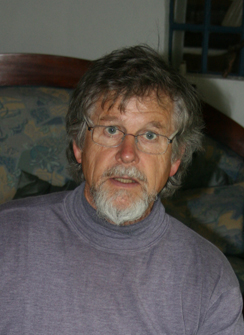 Dr. Robert Phillipson, Photo by Stefano Keller, May 2009
