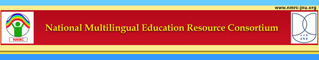 National Multilingual Education Resource Consortium, New Delhi, India - www.nmrc-jnu.org