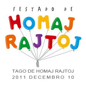 Tago de Homaj Rajtoj, 2011 decembro 10