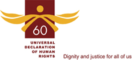 60th Anniversary of the Universal Declaration of Human Rights