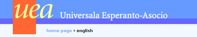 The Universal Esperanto Association - www.uea.org