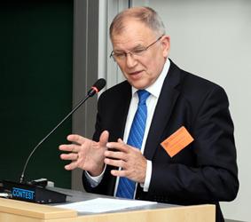 Vytenis Povilas Andriukaitis - Eŭropa Komisionano (2014-2019), en Nitro, Slovakio, la 28-an de julio 2016