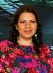 Madame IZSÁK Rita, Expert Indépendant à l'ONU sur les questions relatives aux minorités: 125 ans de l'Espéranto