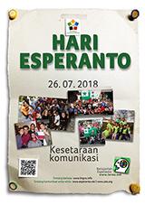 indonezia - afiŝ-grandeco - klaku por malfermi la bildon en nova fenestro. Facebook-grandeco: sub la bildeto