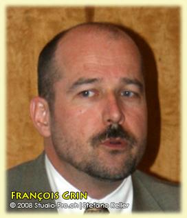 Prof. François Grin, Université de Genève (UNIGE), Ecole de traduction et d'interprétation (ETI)