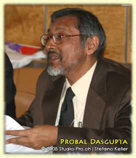 Prof. Probal Dasgupta: Substantive language rights. Symposium on Linguistic Rights, UN, Geneva, 24-04-08
