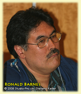 Ambassador Ronald Barnes, Indigenous Peoples and Nations Coalition, Alaska: Language, Communication and Self-determination