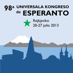 98a-Universala-Kongreso-de-Esperanto-20–27-julio-2013-Rejkjaviko-Islando