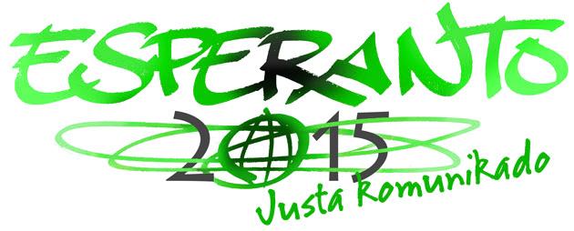 Esperanto 2015. Justa komunikado