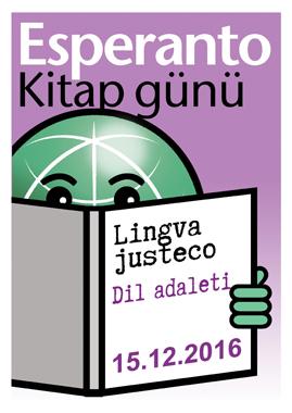 Zamenhof Günü, Esperanto Kitap Günü - 15 Aralık